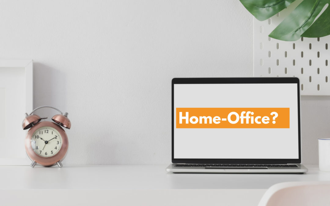 Home-Office funktioniert trotz neuen Herausforderungen