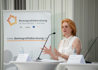 Irene Szimak, Demografieberaterin (c) Daniel Shaked 2021