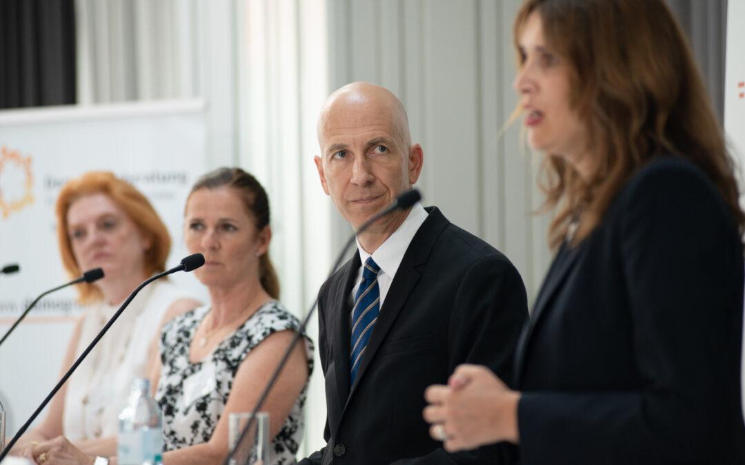 Rückblick: Pressekonferenz der Demografieberatung